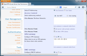openvpn-client-gateway
